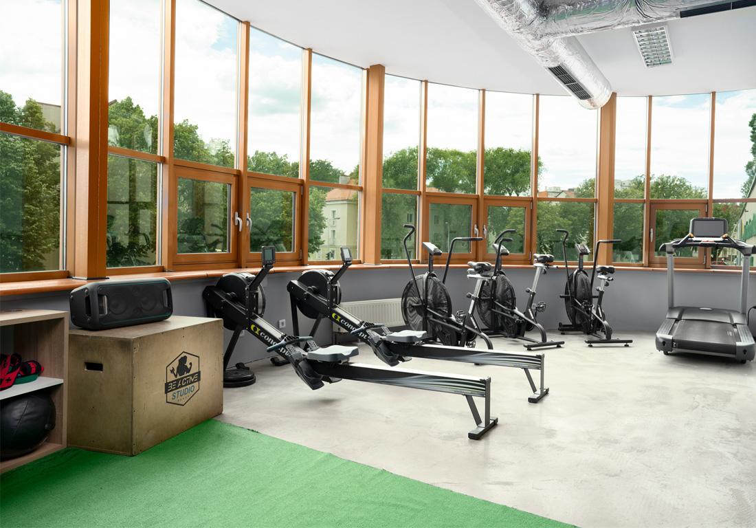 studio beactive-silownia zielona gora-7-trening personalny -studio treningow personalnych be active-recepcja