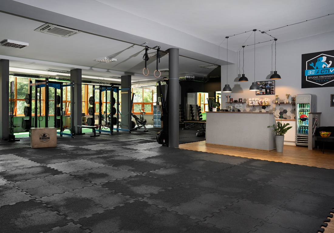 studio beactive-silownia zielona gora-1-trening personalny - trener -kamil stanek-studio treningow personalnych